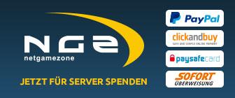 Spendenlink @TechwarriorsNGZ-Server